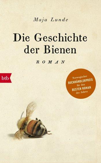 Lunde, Maja: Die Geschichte der Bienen